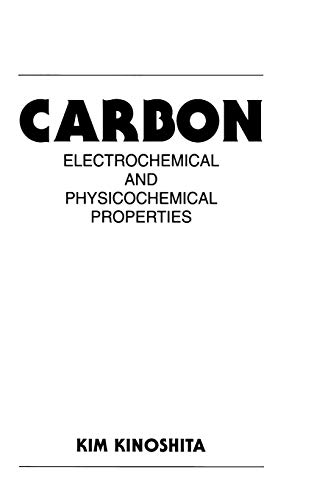 9780471848028: Carbon: Electrochemical and Physicochemical Properties