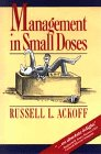 9780471848226: Management in Small Doses