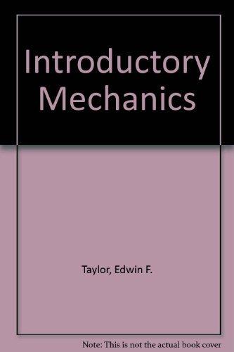 9780471848912: Introductory Mechanics