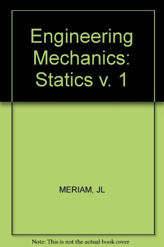 9780471849117: Engineering Mechanics: Statics v. 1
