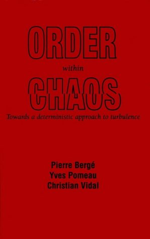 9780471849674: Order within Chaos: Towards a Deterministic Approach to Turbulence