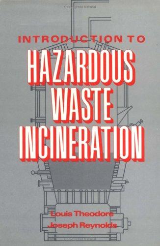 9780471849766: Introduction to Hazardous Waste Incineration