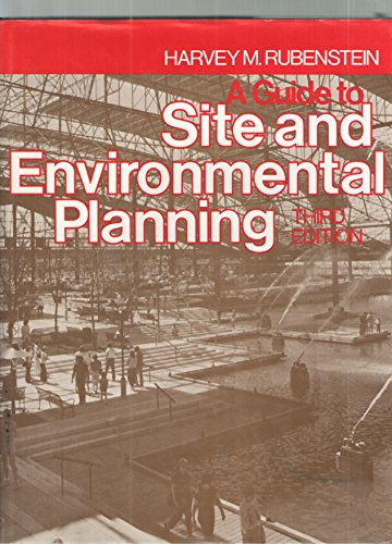 9780471850335: A Guide to Site and Environmental Planning