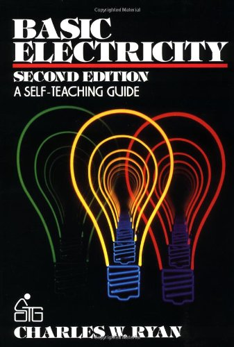 9780471850854: Basic Electricity: A Self-Teaching Guide (Wiley Self-Teaching Guides)