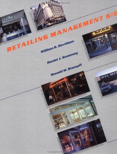 9780471850946: Retailing Management