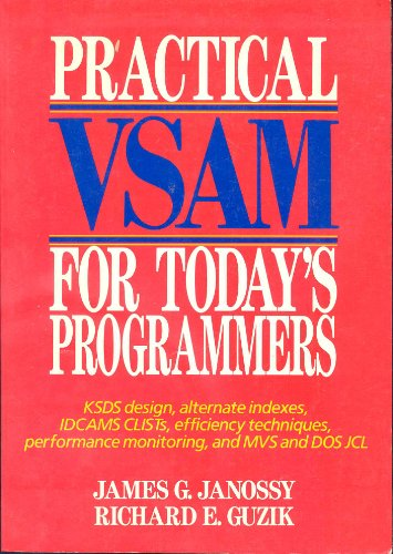 9780471851073: Practical VSAM for Today's Programmers