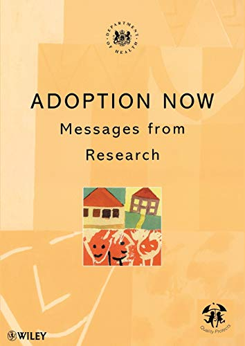 Adoption Now: Messages from Research: Parker R