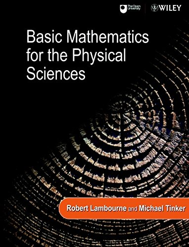 9780471852063: Basic Mathematics for the Physical Sciences