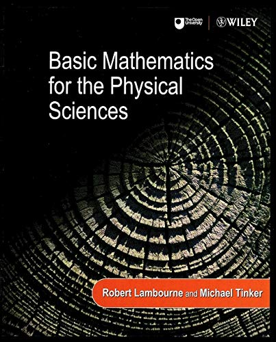 9780471852070: Basic Mathematics for the Physical Sciences