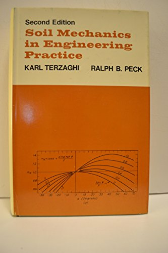 Soil Mechanics in Engineering Practice: Peck, Ralph B.,Terzaghi,