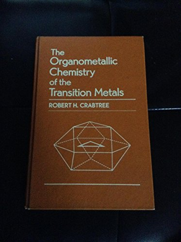 9780471853060: The Organometallic Chemistry of the Transition Metals