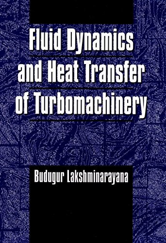 9780471855460: Fluid Dynamics and Heat Transfer of Turbomachinery (Mechanical Engineering)