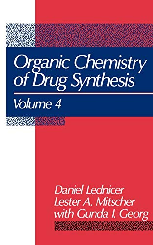 9780471855484: Volume 4, The Organic Chemistry of Drug Synthesis