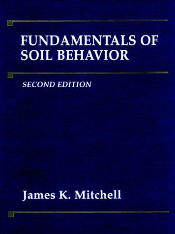 9780471856405: Fundamentals of Soil Behavior, 2nd Edition