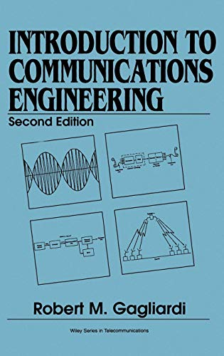 9780471856443: Introduction to Communications Engineering, 2nd Edition