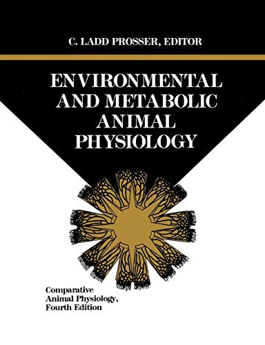 9780471857679: Comparative Animal Physiology: Environmental and Metabolic Animal Physiology v. 1 (Comparative Animal Physiology, Set)