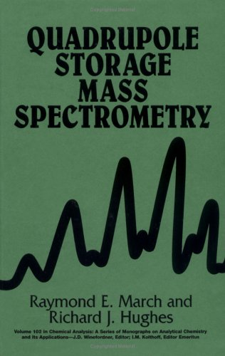 9780471857945: Quadrupole Storage Mass Spectrometry