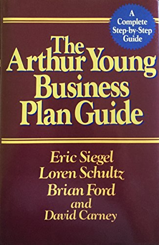 9780471858850: The Arthur Young Business Plan Guide