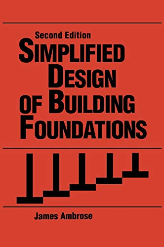 9780471858980: Simplified Design of Building Foundations