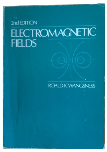 9780471859123: Electromagnetic Fields