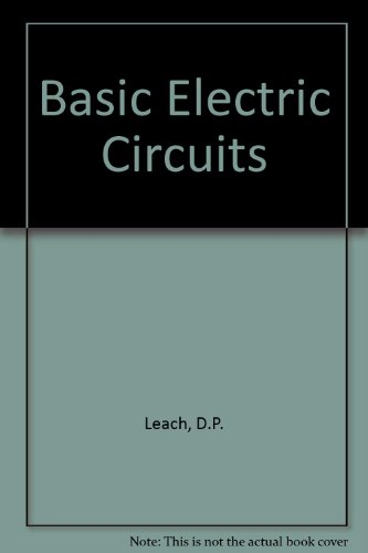 9780471859154: Basic Electric Circuits