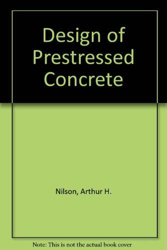 9780471859345: Design of Prestressed Concrete