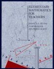 9780471859475: Elementary Mathematics for Teachers