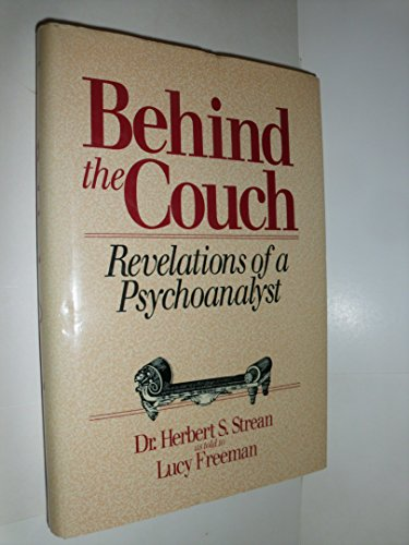 9780471859567: Behind the Couch: Revelations of a Psychoanalyst