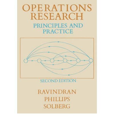 9780471859802: Operations Research