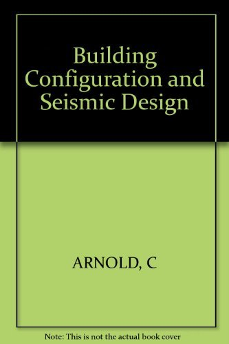 9780471861386: Building Configuration and Seismic Design