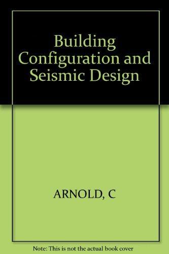 9780471861386: Building Configuration and Seismic Design