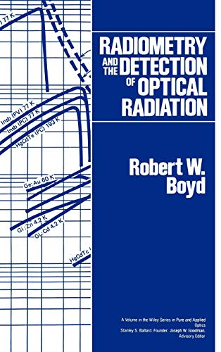 9780471861881: Radiometry and the Detection of Optical Radiation