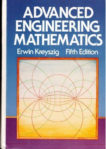 9780471862512: Advanced Engineering Mathematics, Fifth Edition