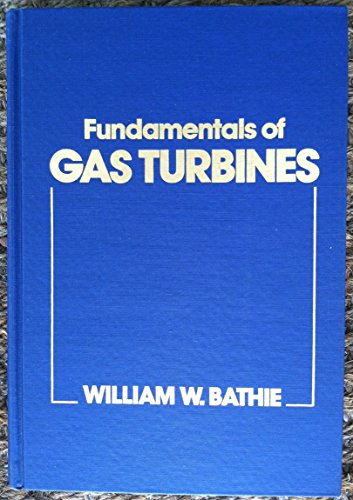 9780471862857: Fundamentals of Gas Turbines