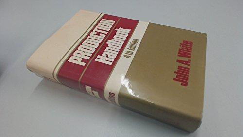 9780471863472: Production Handbook