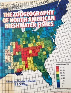 9780471864196: The Zoogeography of North American Freshwater Fishes
