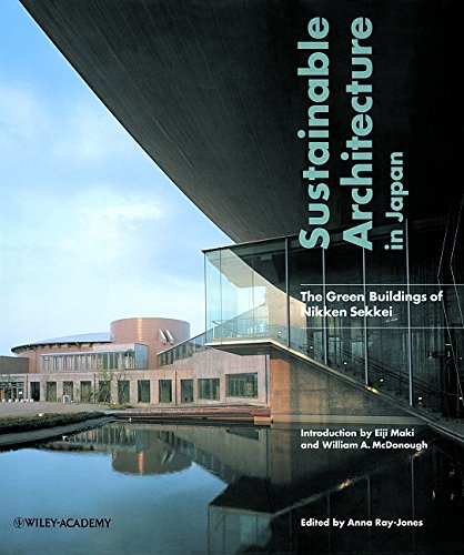 9780471864578: Sustainable Architecture: The Green Buildings of Nikken Sekkei