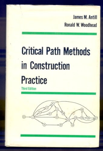 9780471866121: Critical Path Methods in Construction Practice