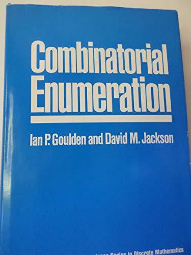 9780471866541: Combinatorial Enumeration (Discrete Mathematics)