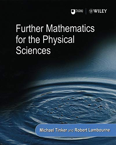 9780471866916: Further Mathematics for the Physical Sciences