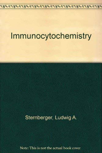 9780471867210: Immunocytochemistry (A Wiley medical publication)