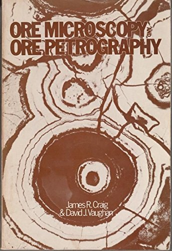 9780471868798: Ore Microscopy and Ore Petrography