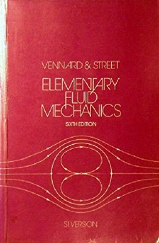 9780471869702: Elementary Fluid Mechanics