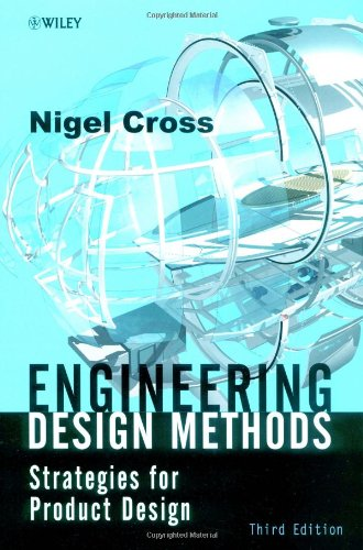 9780471872504: Engineering Design Methods: Strategies for Product Design, 3rd Edition
