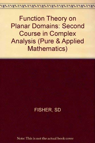Function Theory on Planar Domains: Second Course in Complex Analysis