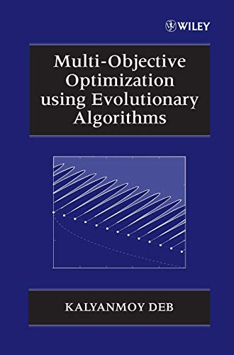 9780471873396: Multi–Objective Optimization Using Evolutionary Algorithms