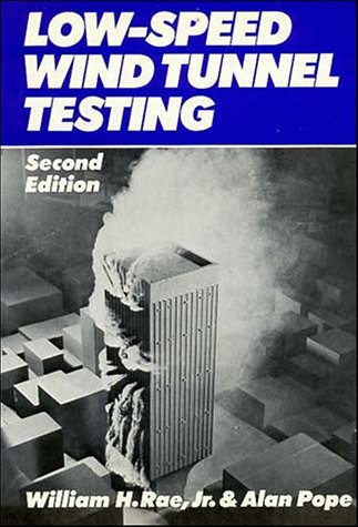 9780471874027: Low-Speed Wind Tunnel Testing