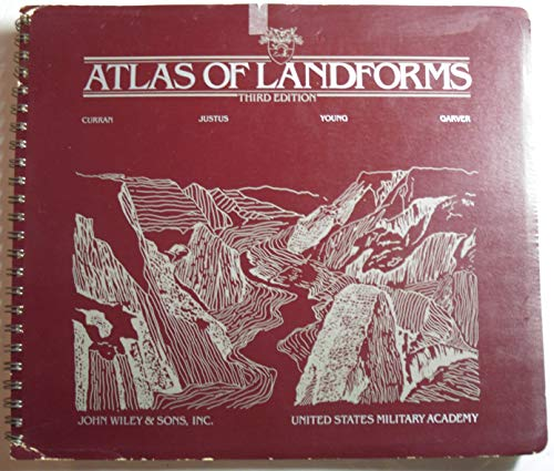 9780471874348: Atlas of Landforms