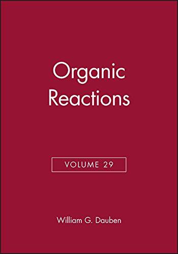 9780471874904: Organic Reactions: Organic Reactions V29