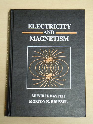 9780471876816: Electricity and Magnetism